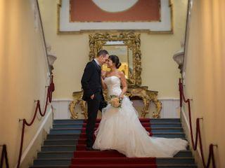 Le nozze di Giovanna e Carmine