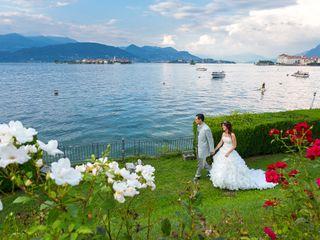Le nozze di Giovanna e Andrea 1