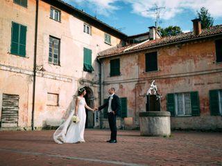 Le nozze di Emilia e Davide
