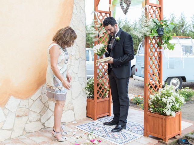 Il matrimonio di Manuel e Marta a Capoterra, Cagliari 37
