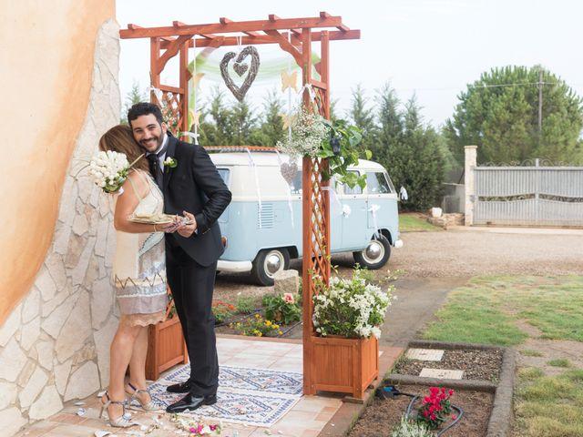 Il matrimonio di Manuel e Marta a Capoterra, Cagliari 38