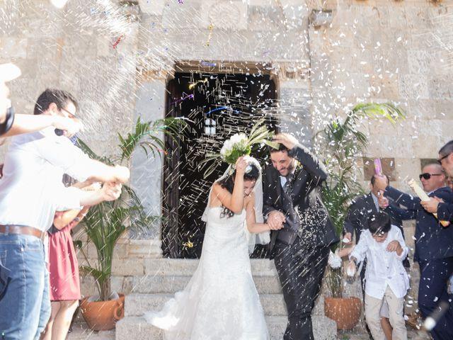 Il matrimonio di Manuel e Marta a Capoterra, Cagliari 99