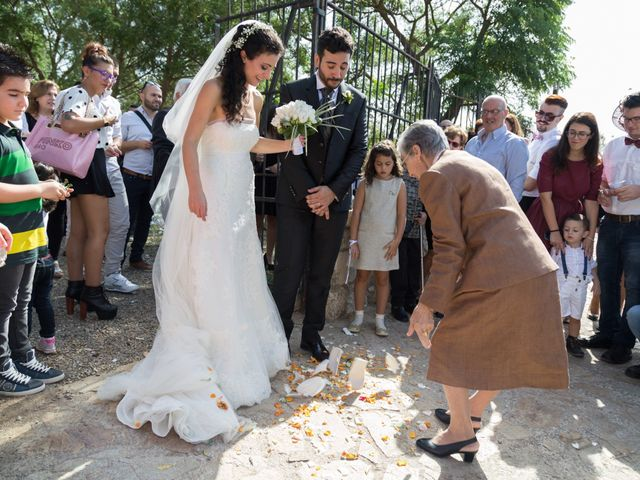 Il matrimonio di Manuel e Marta a Capoterra, Cagliari 105