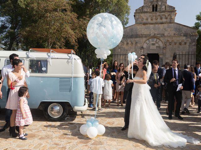 Il matrimonio di Manuel e Marta a Capoterra, Cagliari 106