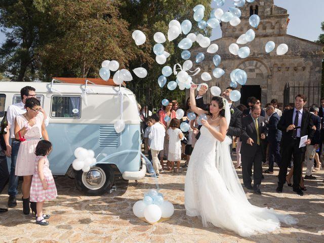 Il matrimonio di Manuel e Marta a Capoterra, Cagliari 107