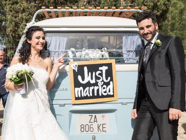 Il matrimonio di Manuel e Marta a Capoterra, Cagliari 108