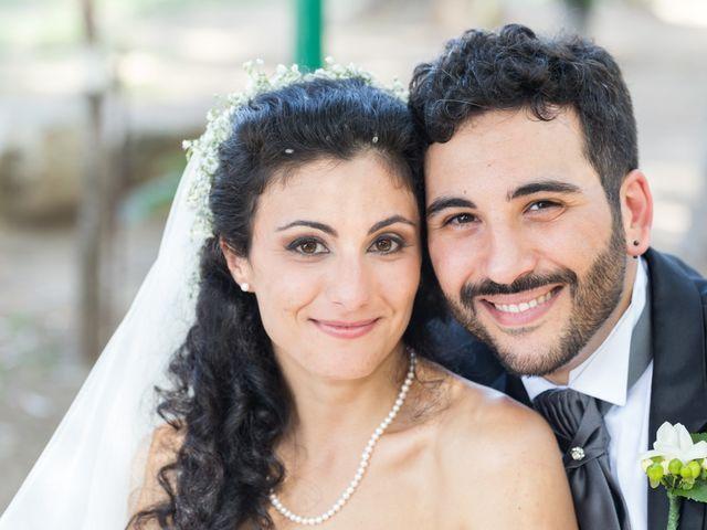 Il matrimonio di Manuel e Marta a Capoterra, Cagliari 109