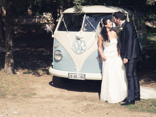 Il matrimonio di Manuel e Marta a Capoterra, Cagliari 111