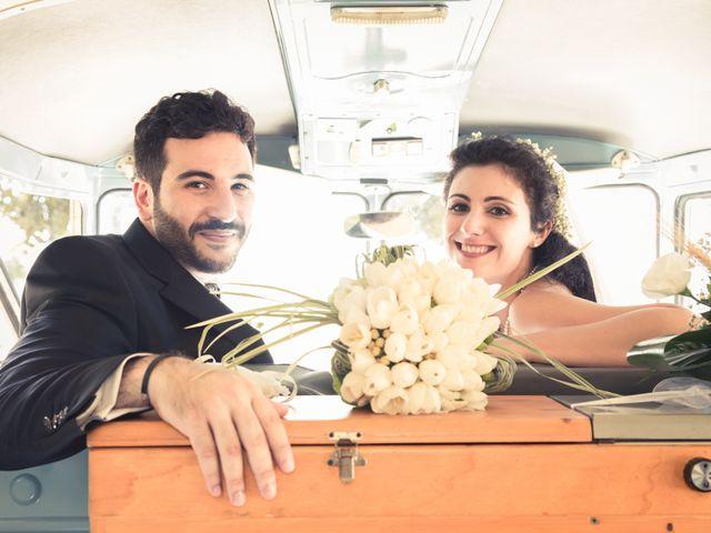 Il matrimonio di Manuel e Marta a Capoterra, Cagliari 114