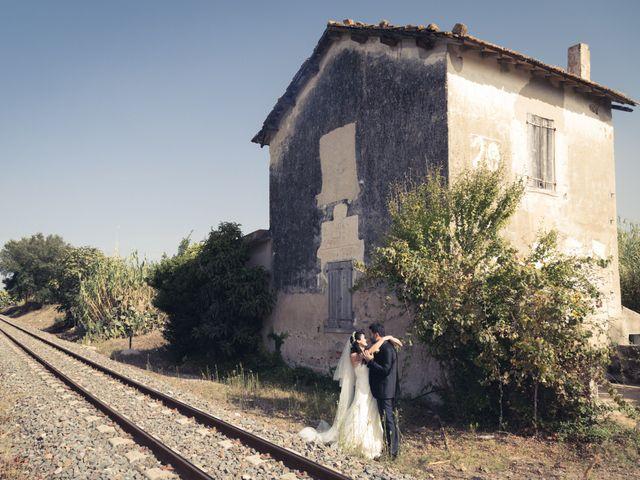 Il matrimonio di Manuel e Marta a Capoterra, Cagliari 121