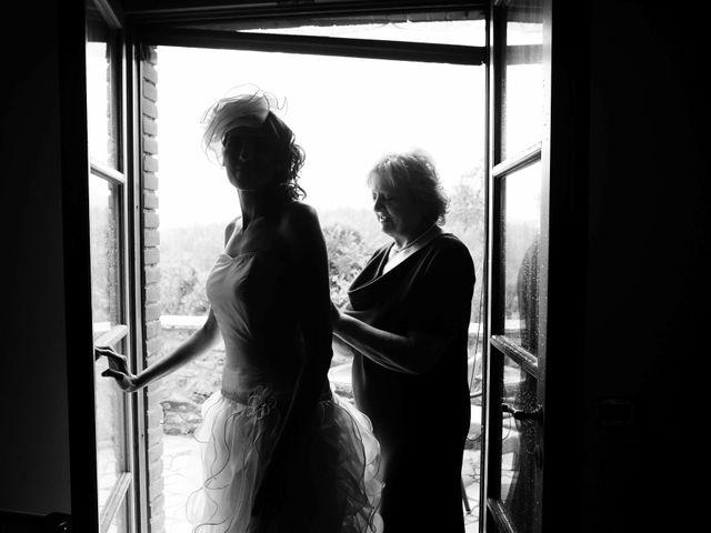 Il matrimonio di Daniele e Nunzia a Magliano in Toscana, Grosseto 5