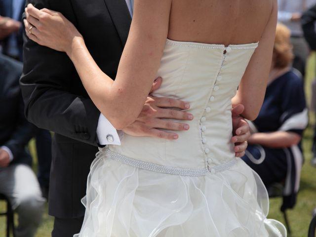 Il matrimonio di Daniele e Nunzia a Magliano in Toscana, Grosseto 18