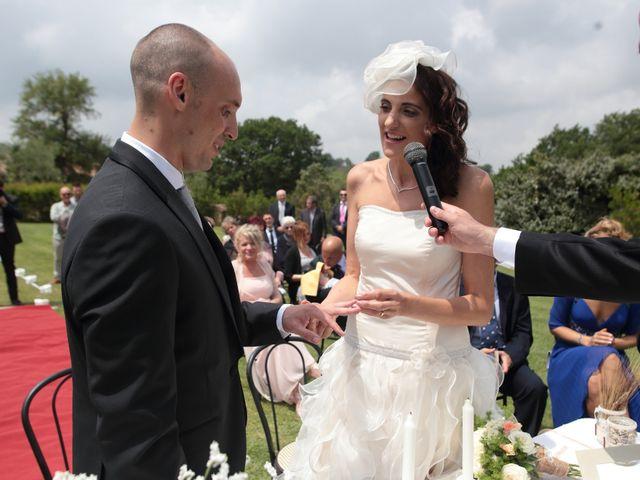Il matrimonio di Daniele e Nunzia a Magliano in Toscana, Grosseto 20