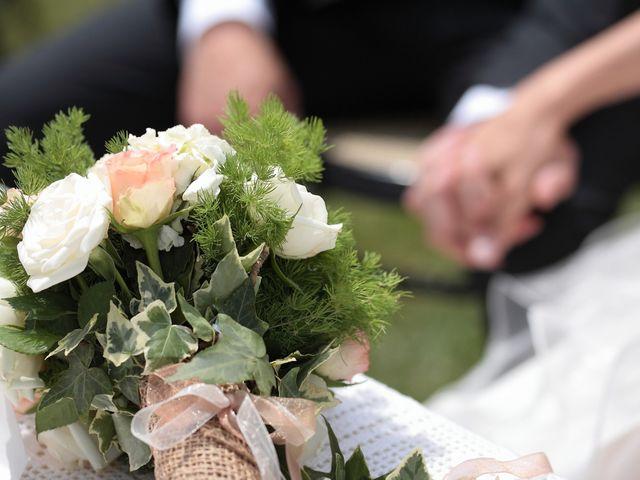 Il matrimonio di Daniele e Nunzia a Magliano in Toscana, Grosseto 21