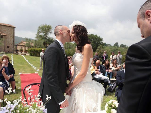 Il matrimonio di Daniele e Nunzia a Magliano in Toscana, Grosseto 22