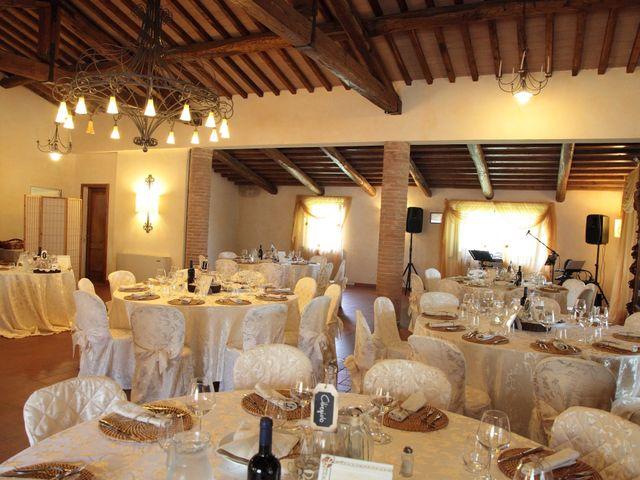 Il matrimonio di Daniele e Nunzia a Magliano in Toscana, Grosseto 26