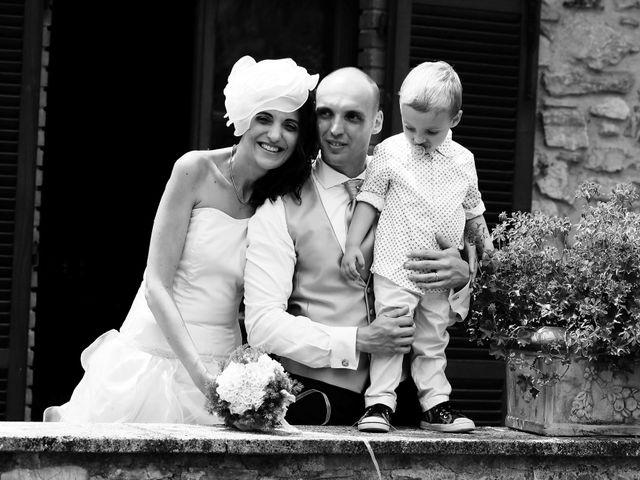 Il matrimonio di Daniele e Nunzia a Magliano in Toscana, Grosseto 30