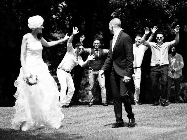 Il matrimonio di Daniele e Nunzia a Magliano in Toscana, Grosseto 31