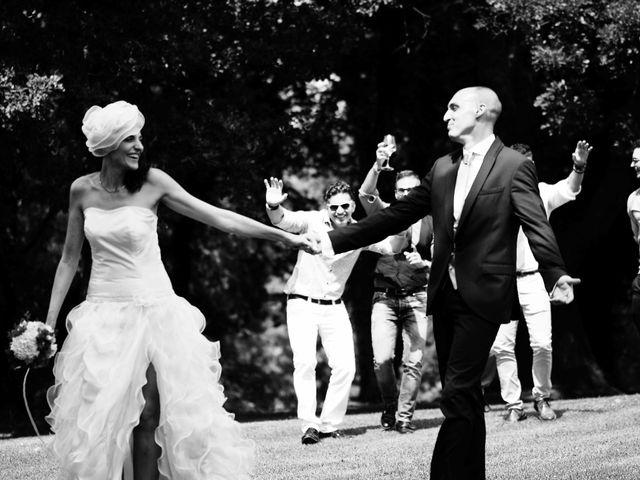 Il matrimonio di Daniele e Nunzia a Magliano in Toscana, Grosseto 32
