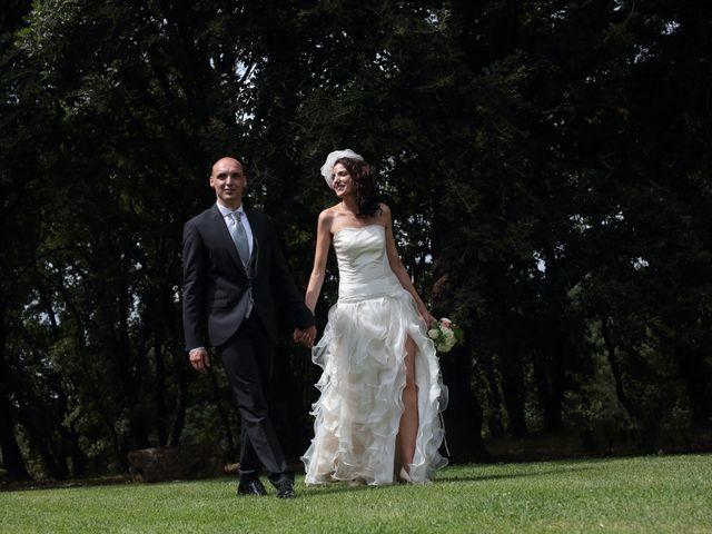 Il matrimonio di Daniele e Nunzia a Magliano in Toscana, Grosseto 34