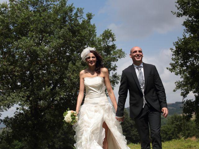 Il matrimonio di Daniele e Nunzia a Magliano in Toscana, Grosseto 35