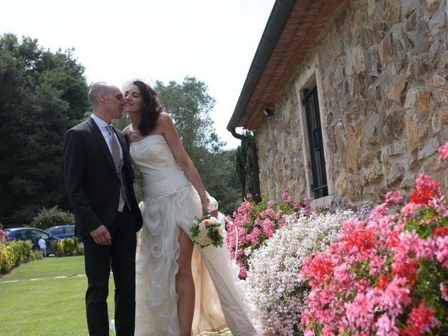 Il matrimonio di Daniele e Nunzia a Magliano in Toscana, Grosseto 37