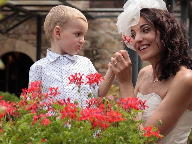 Il matrimonio di Daniele e Nunzia a Magliano in Toscana, Grosseto 38