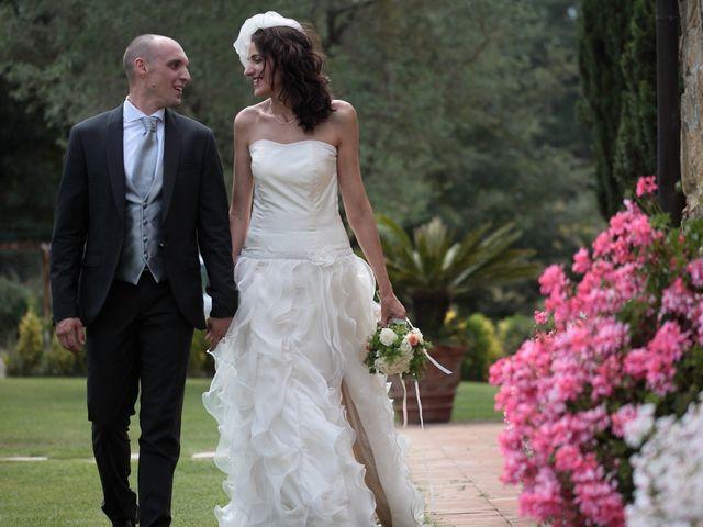 Il matrimonio di Daniele e Nunzia a Magliano in Toscana, Grosseto 40