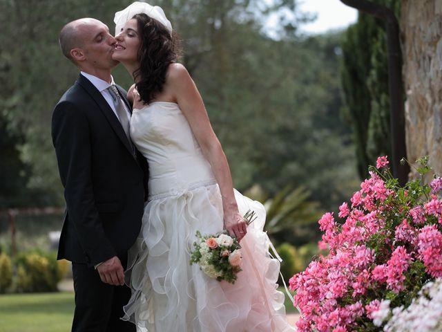 Il matrimonio di Daniele e Nunzia a Magliano in Toscana, Grosseto 41