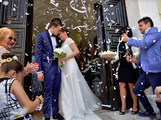 Il matrimonio di Giovanni e Gilda a Solofra, Avellino 12