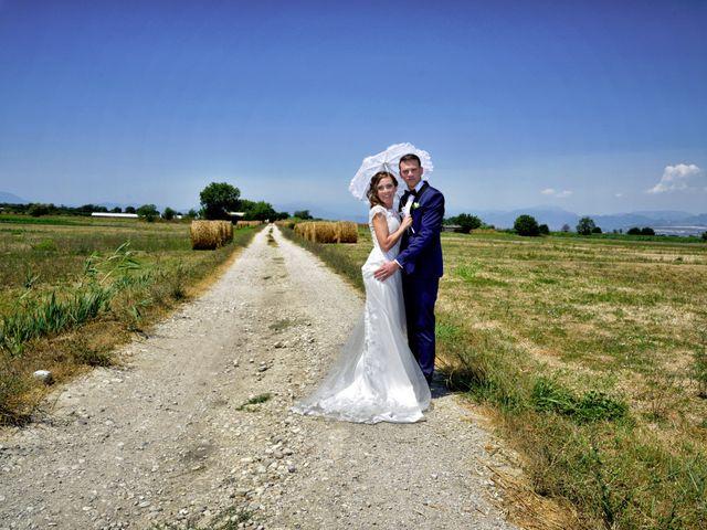 Il matrimonio di Giovanni e Gilda a Solofra, Avellino 13