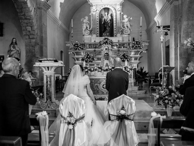Il matrimonio di Giuseppe e Carla a Villamassargia, Cagliari 13