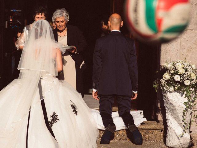 Il matrimonio di Giuseppe e Carla a Villamassargia, Cagliari 16