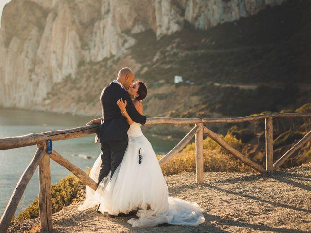 Il matrimonio di Giuseppe e Carla a Villamassargia, Cagliari 1