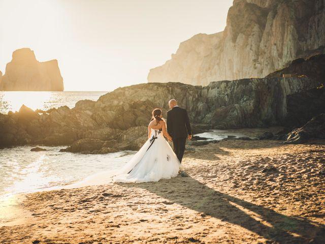 Il matrimonio di Giuseppe e Carla a Villamassargia, Cagliari 31