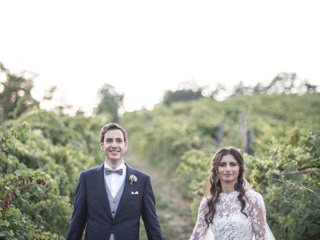 Le nozze di Mina e Matteo