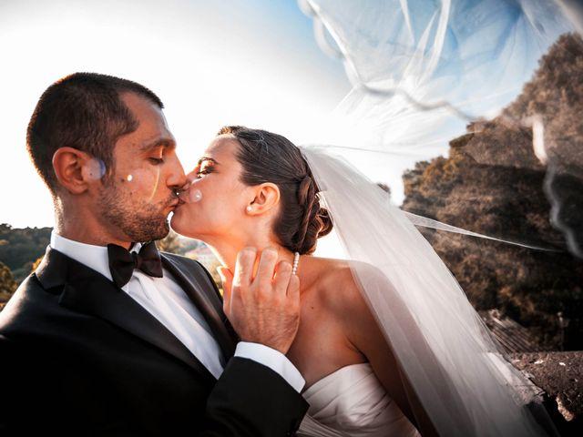 Le nozze di Giulia e Franco