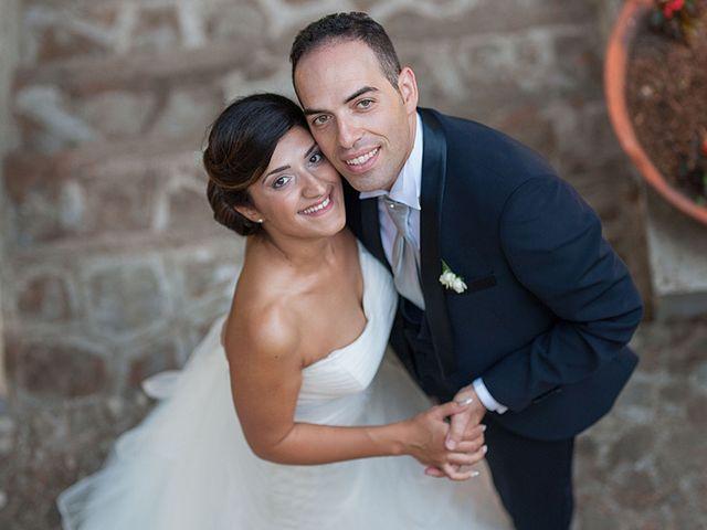 Il matrimonio di Carmine e Giovanna a Fisciano, Salerno 1