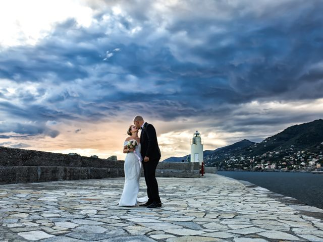 Il matrimonio di Alessandro e Giulia a Genova, Genova 52