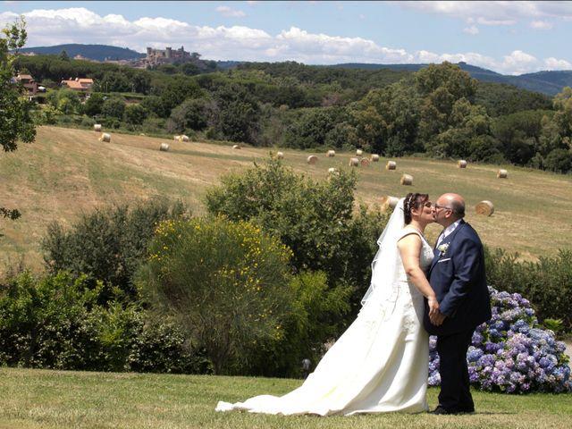 Le nozze di Grazia e Federico