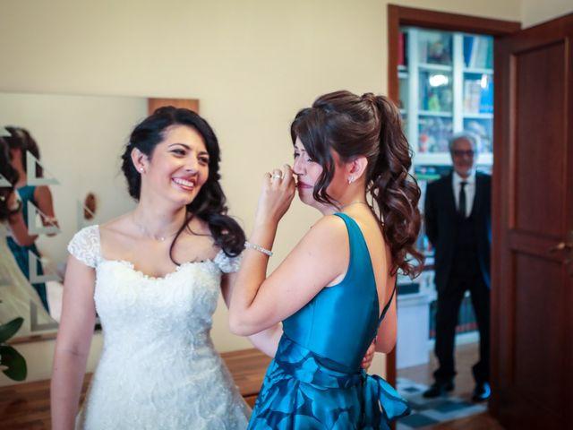 Il matrimonio di Fabio e Marielena a Lecce, Lecce 16