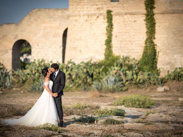 Il matrimonio di Fabio e Marielena a Lecce, Lecce 24
