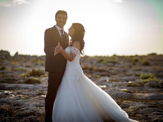 Il matrimonio di Fabio e Marielena a Lecce, Lecce 25