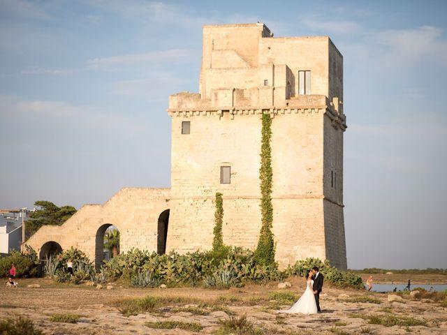Il matrimonio di Fabio e Marielena a Lecce, Lecce 27