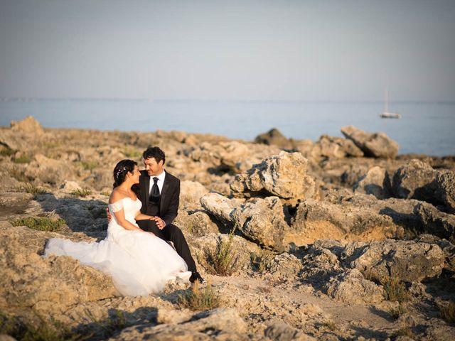 Il matrimonio di Fabio e Marielena a Lecce, Lecce 28