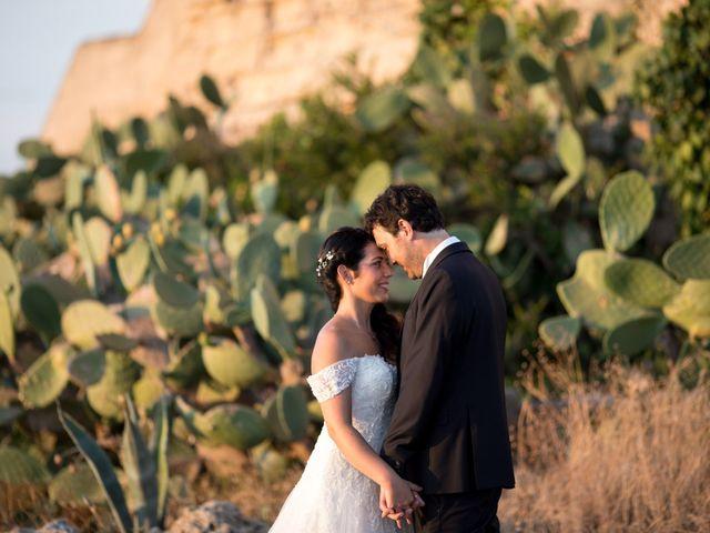Il matrimonio di Fabio e Marielena a Lecce, Lecce 31