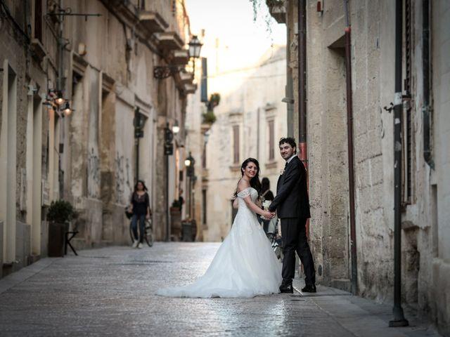 Il matrimonio di Fabio e Marielena a Lecce, Lecce 35