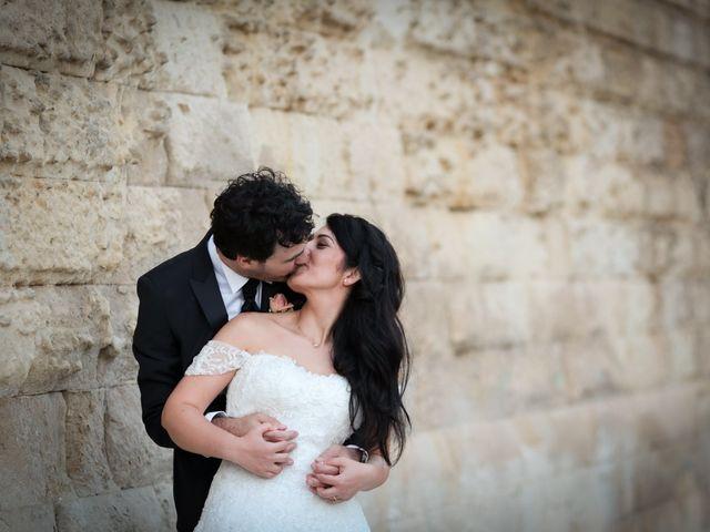 Il matrimonio di Fabio e Marielena a Lecce, Lecce 36