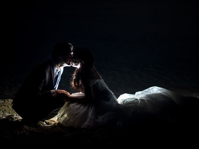 Il matrimonio di Fabio e Marielena a Lecce, Lecce 37