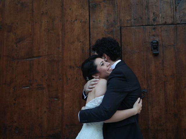 le nozze di Marielena e Fabio
